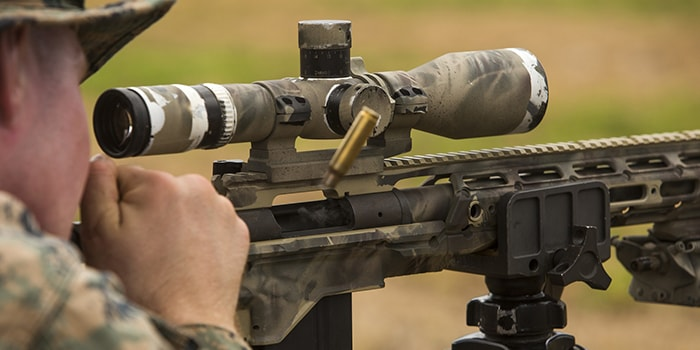 best rifle scope for 400 yards
