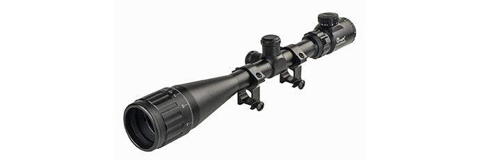 CVLIFE Tactical 6-24x50 Rifle Scope