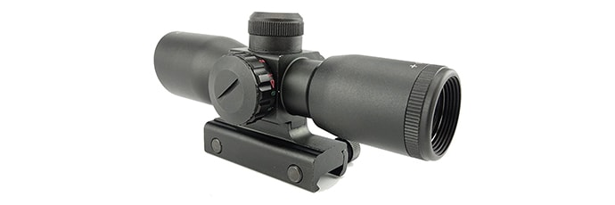 Monstrum Tactical 4x30 Ultra-Compact Rifle Scope