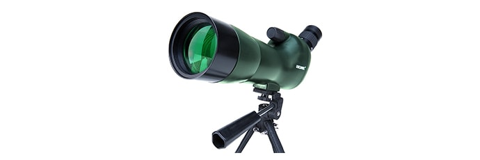 USCAMEL 20-60x60 Spotting Scope With Tripod