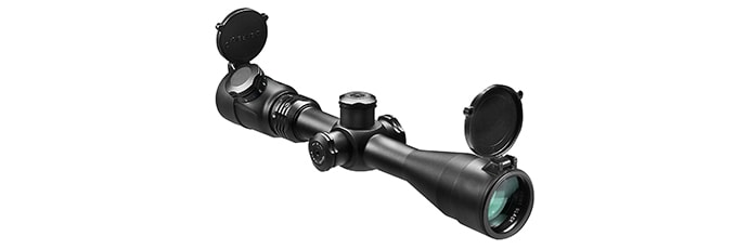 BARSKA Point Black Side Parallax Riflescope