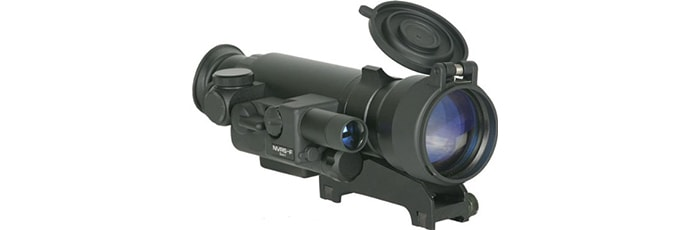 Yukon Nvrs Tactical 2.5X50 with Night Vision