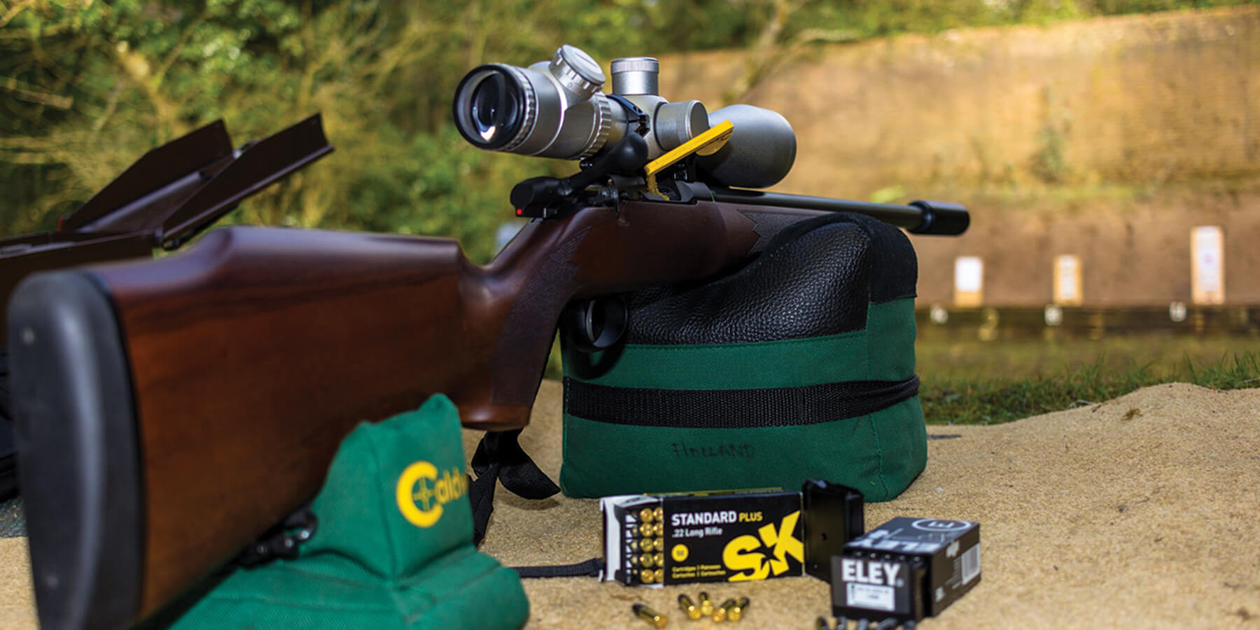 Best Rifle Scope For 17 HMR