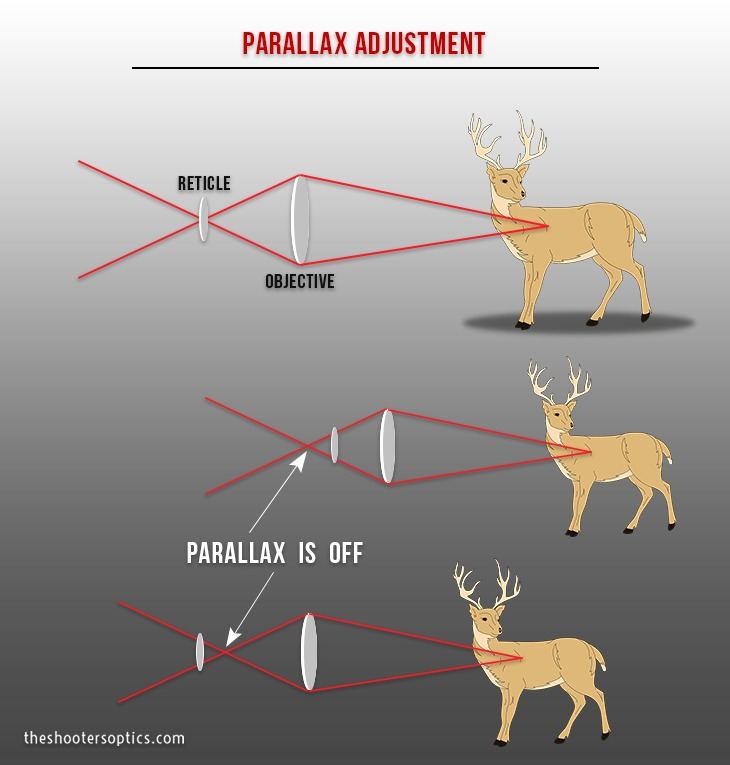 Paralax Adjustment