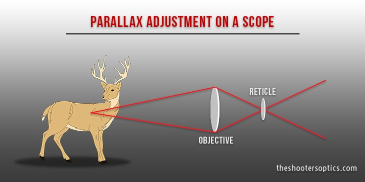 Parallax Adjustment Scope